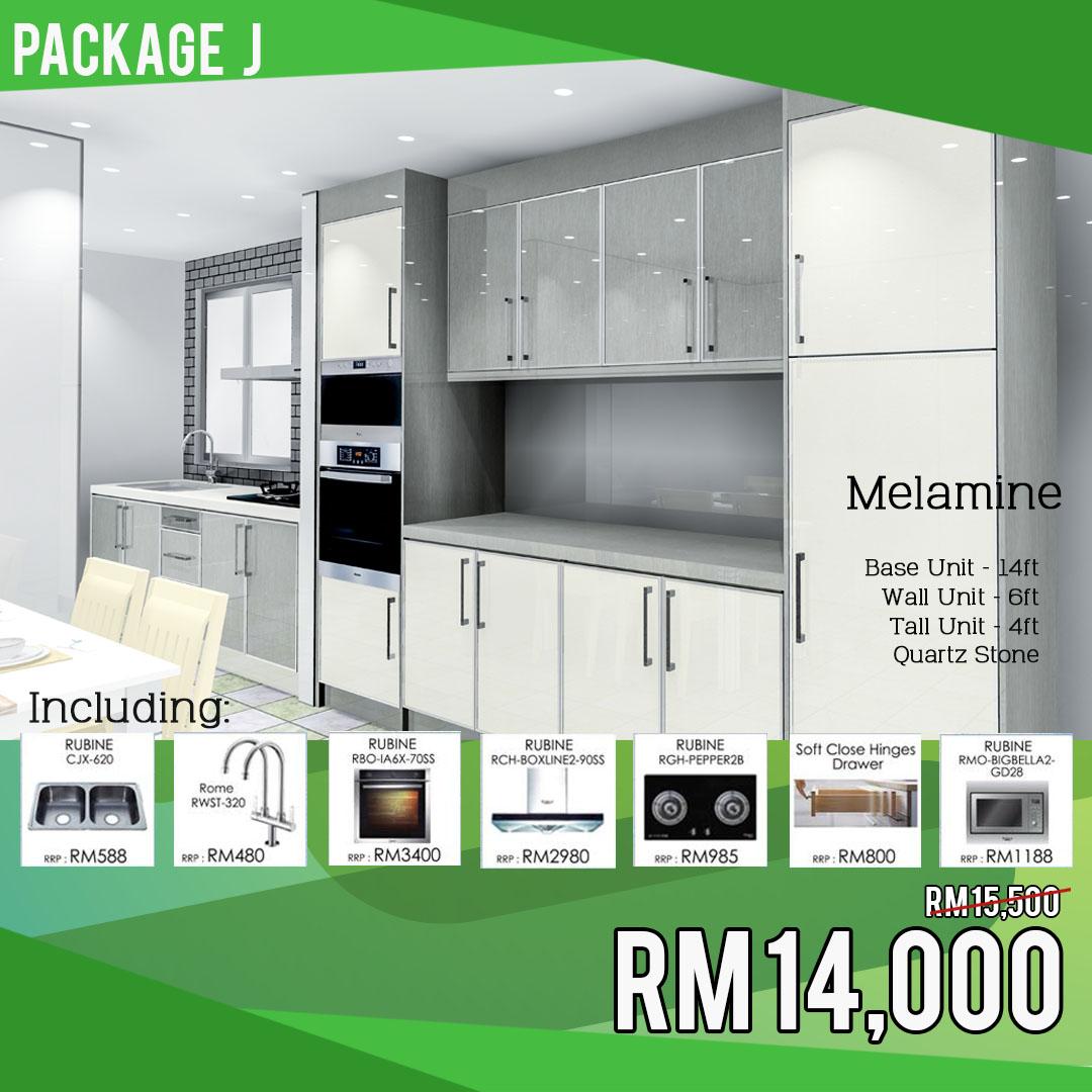 Package Promo – Ba Li Kitchen Cabinet